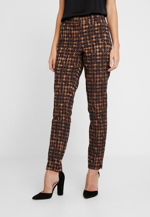 MACEY - Trousers - camel