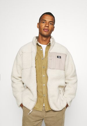 CHUTE - Fleece jacket - light taupe
