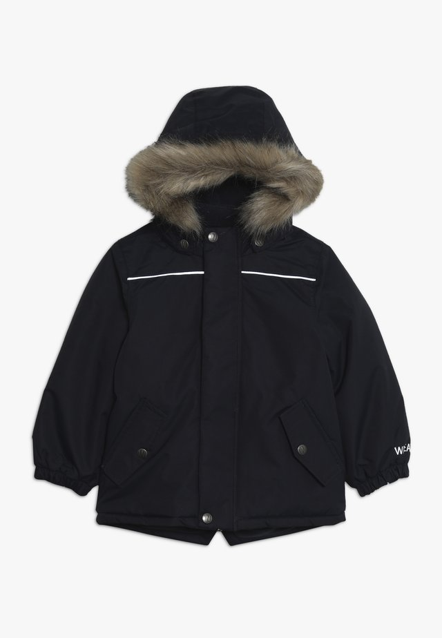 JACKET ELTON BABY - Cappotto invernale - navy