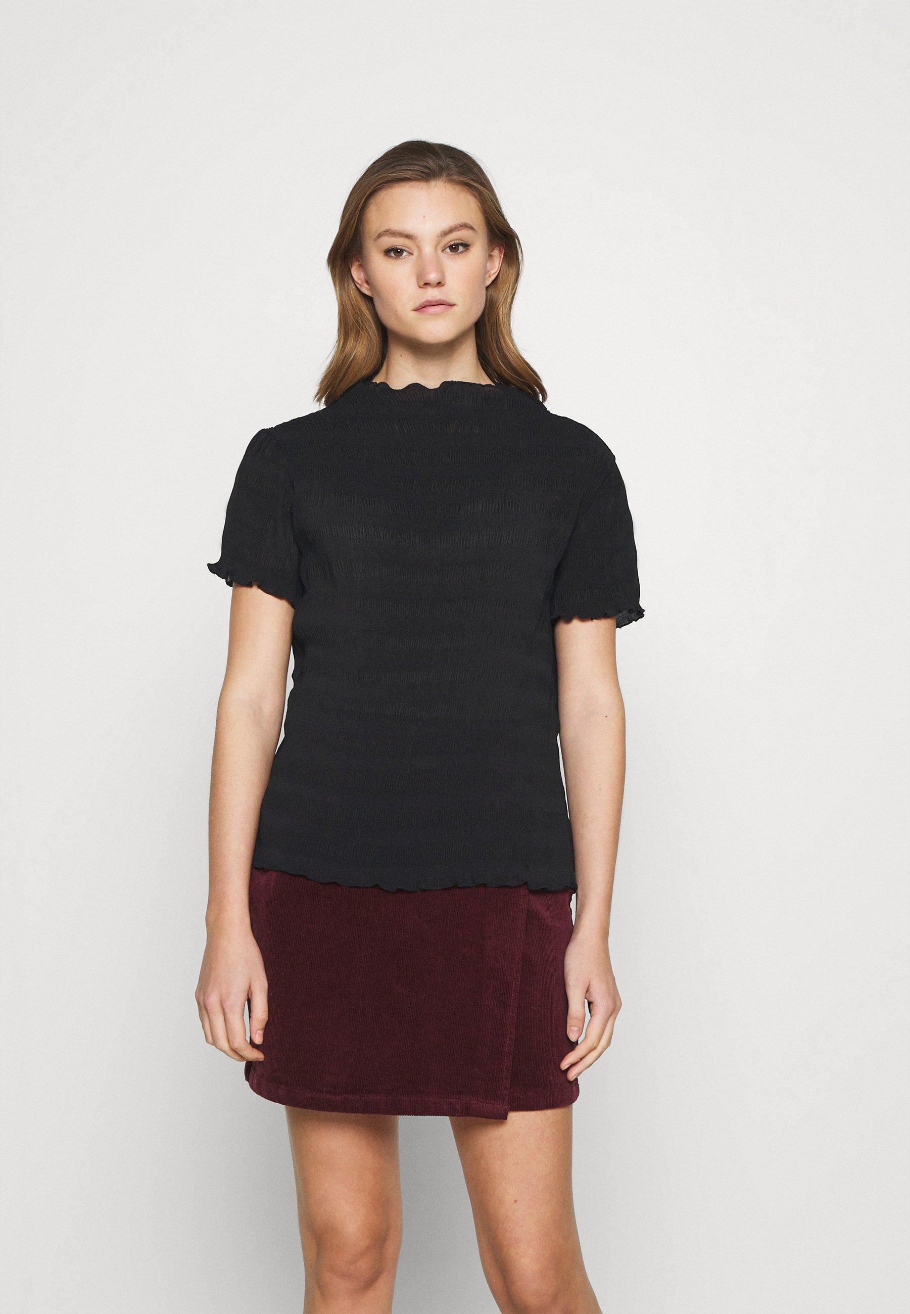 Women ELFRIDA TURTLENECK - Print T-shirt