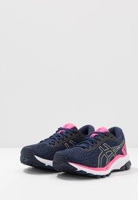 ASICS - Stabilty running shoes - peacoat/black - 2