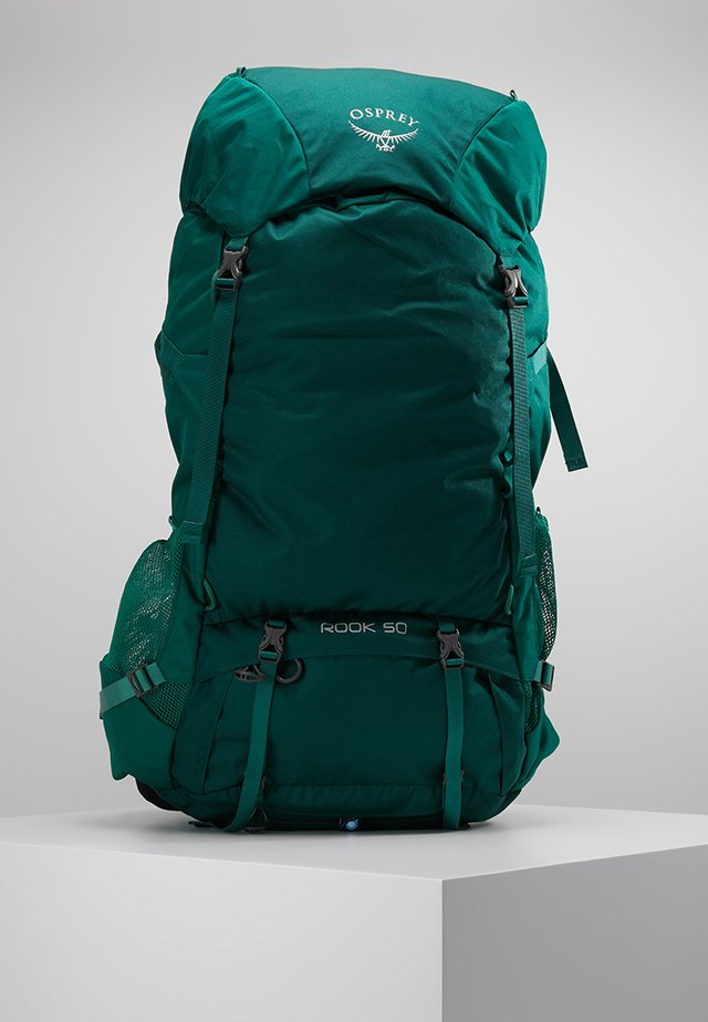 ROOK 50 - Mochila de senderismo - mallard green