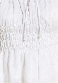 Faithfull the brand - BELLANO  - Blůza - plain white - 2