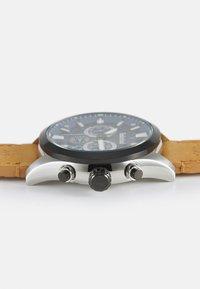 Timberland - TIDEMARK - Chronograph watch - brown - 2