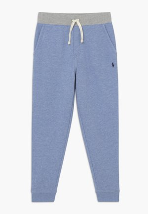 BOTTOMS PANT - Tracksuit bottoms - cobalt heather
