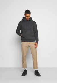 Topman - HOOD UNISEX 2 PACK - Sweatshirt - grey - 0