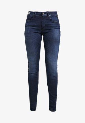 LUZ HIGH WAIST HYPERFLEX CLOUDS - Jeans Skinny Fit - dark blue