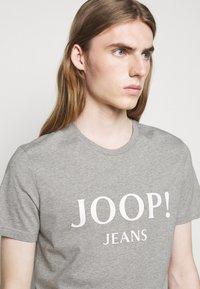 JOOP! Jeans - Printtipaita - silver - 3