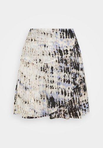 MALO SKIRT - Mini skirt - black