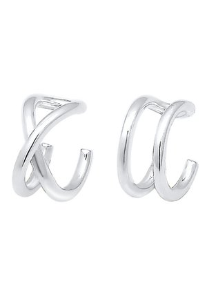 SET GEO BASIC MINIMAL  PASOTA - Earrings - silver