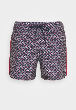 HORSESHOE BAY - Plavky - navy/red