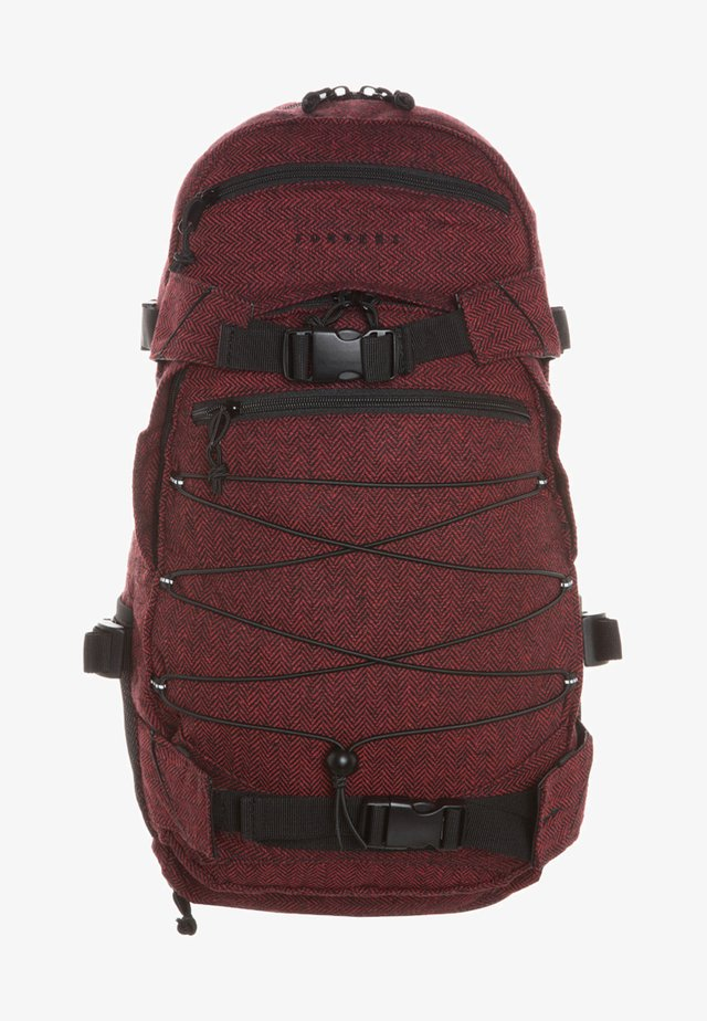 NEW LOUIS - Rucksack - flannel red
