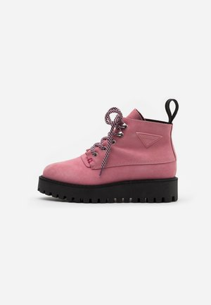 ROCKY - Ankle boots - pink