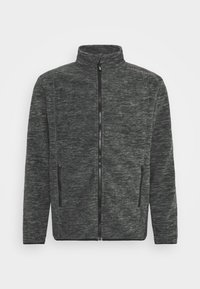 INDICODE JEANS - BRYANT - Fleece jacket - charcoal mix - 4