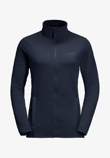 MODESTO - Fleece jacket - midnight blue