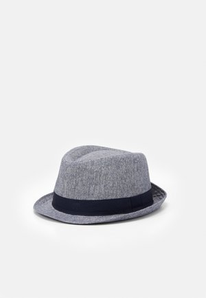 TEXTURE TRILBY SMART - Hat - navy