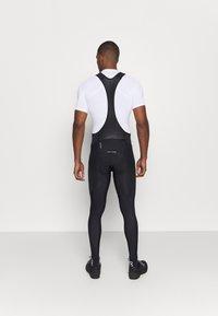 ODLO - TIGHTS SUSPENDERS ZEROWEIGHT  - Leggings - black - 2