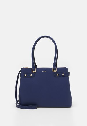 TRACKANDFIELD - Tote bag - navy