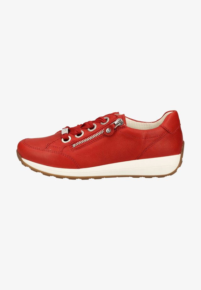 SNEAKER - Sneakers laag - red