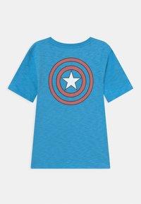 GAP - BOYS TEE - Print T-shirt - delta blue - 1