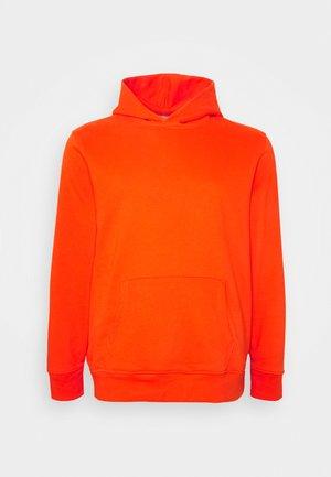 Sweater - orange pop