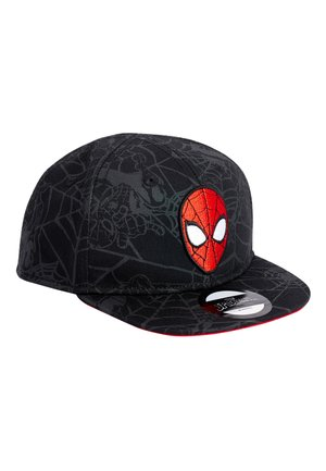 BLACK SPIDER-MAN CAP (YOUNGER) - Kšiltovka - black