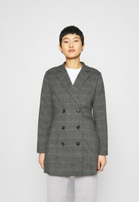 JUST FEMALE - MYRNA - Short coat - grey - 0