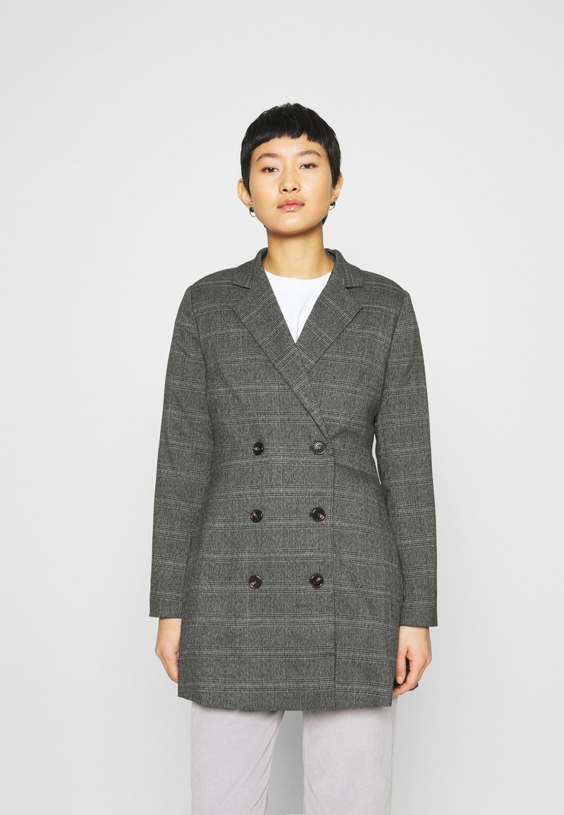 JUST FEMALE - MYRNA - Short coat - grey