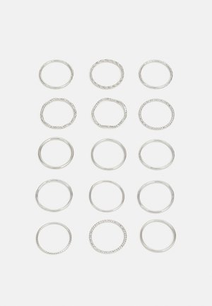 FGHOLLY 15 PACK - Ringar - silver-coloured