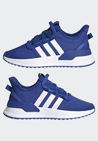 adidas Originals - U_PATH RUN SHOES - Trainers - team royal blue/ftwr white/core black - 5