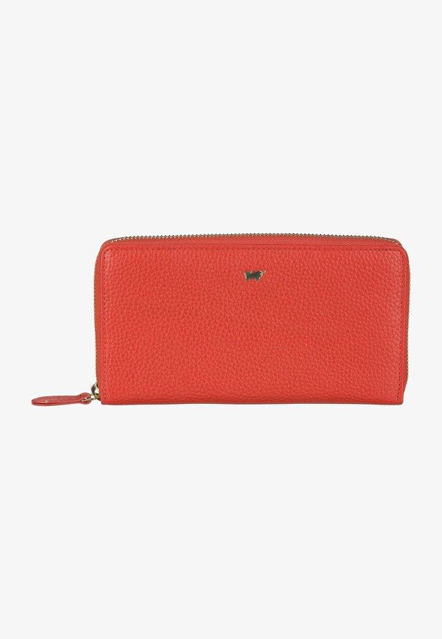 RFID - Wallet - kürbis
