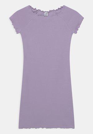 DRESS STINA - Jerseykjole - light lilac