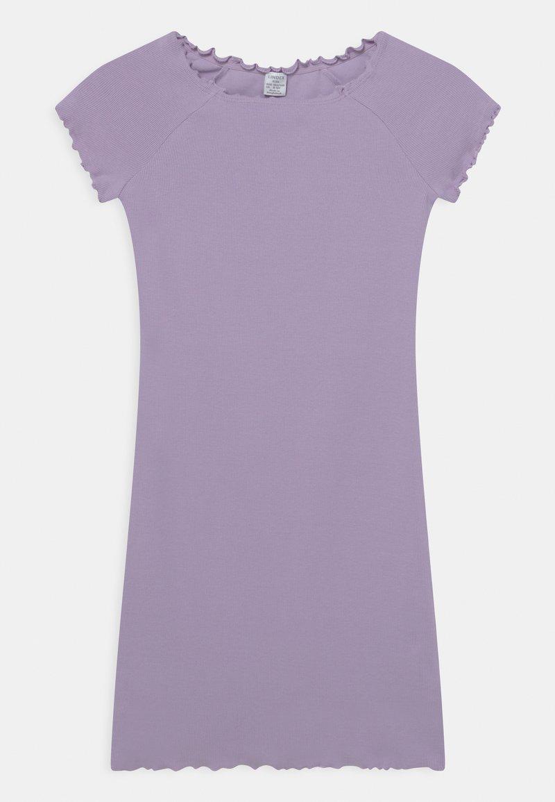 Lindex - DRESS STINA - Jersey dress - light lilac