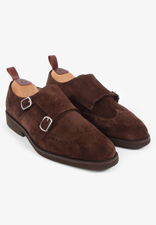 Scalpers Slip-ins - brown/brun - Herrskor qTQVs