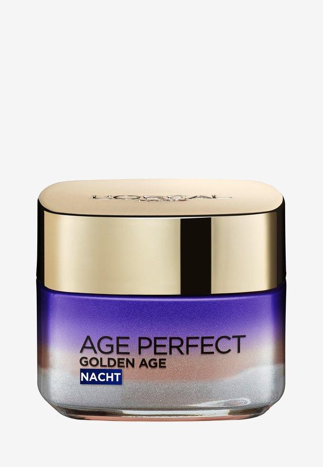 AGE PERFECT GOLDEN AGE NIGHT CREAM 50ML - Natpleje - -