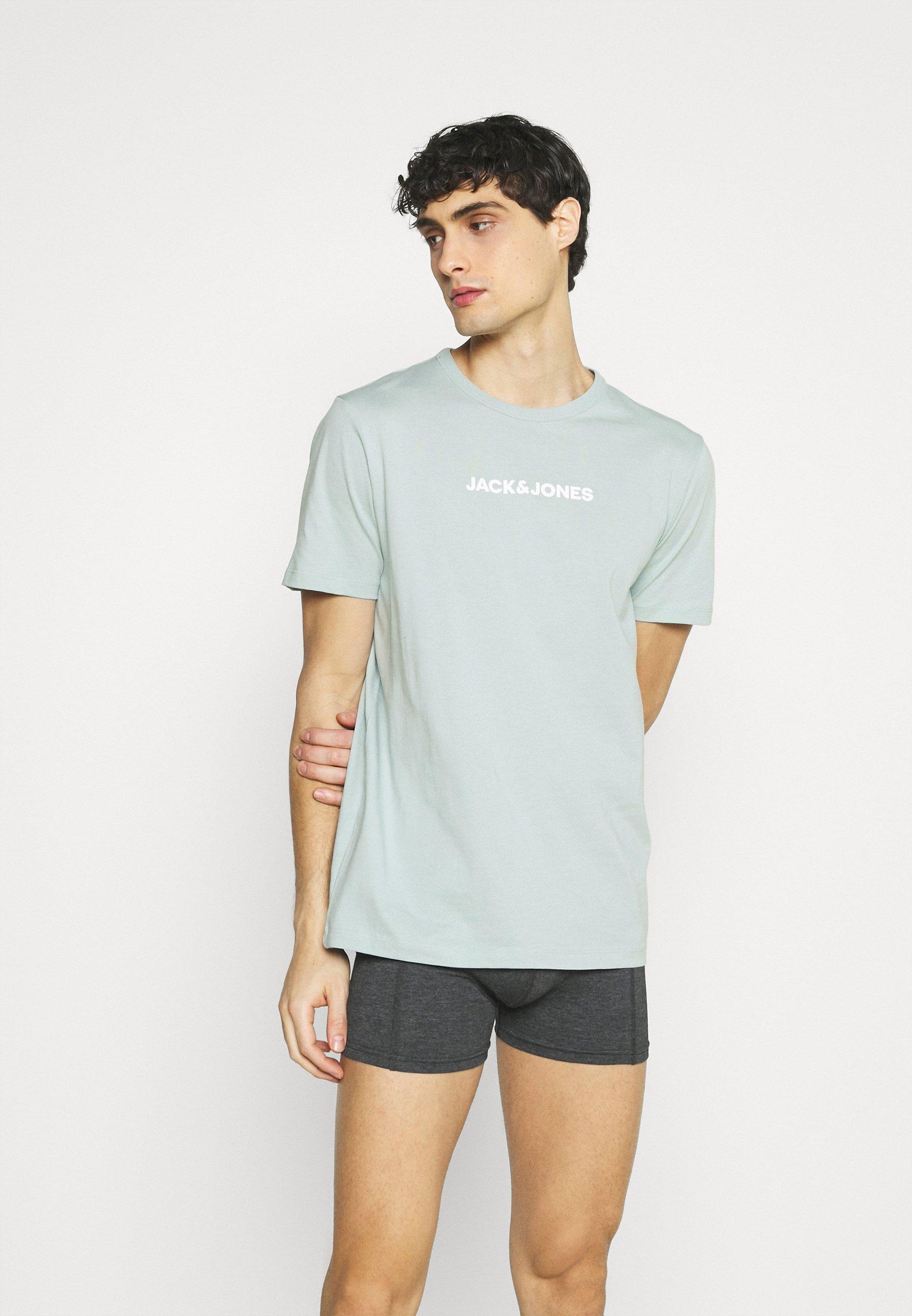 Men JACRAIN TEE 3 PACK - Pyjama top