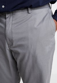 Polo Ralph Lauren Big & Tall - CLASSIC FIT BEDFORD PANT - Chinos - norfolk grey - 3