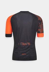 Ziener - NOFRET MAN  - Koszulka kolarska - orange pop - 1