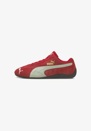 Trainers - high risk red-puma white