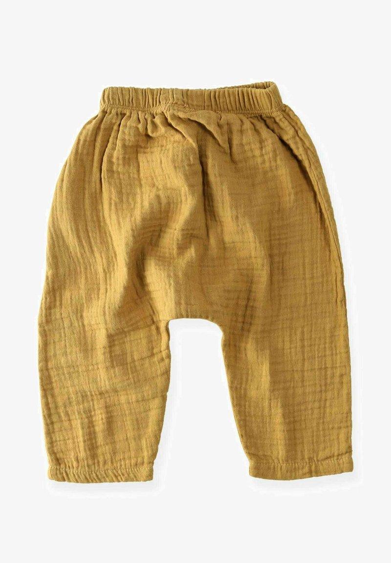 Cigit - Trousers - mustard yellow