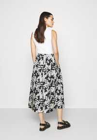 Lovechild - LONG SEVERIN - A-line skirt - black - 2