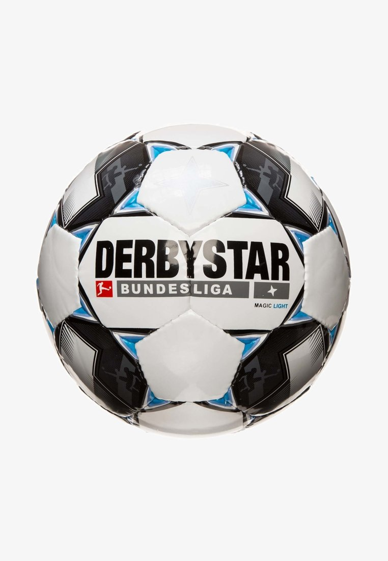 Derbystar - BUNDESLIGA MAGIC LIGHT - Football - white / black