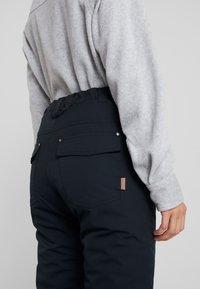Rojo - PANT - Pantaloni da neve - true black - 3