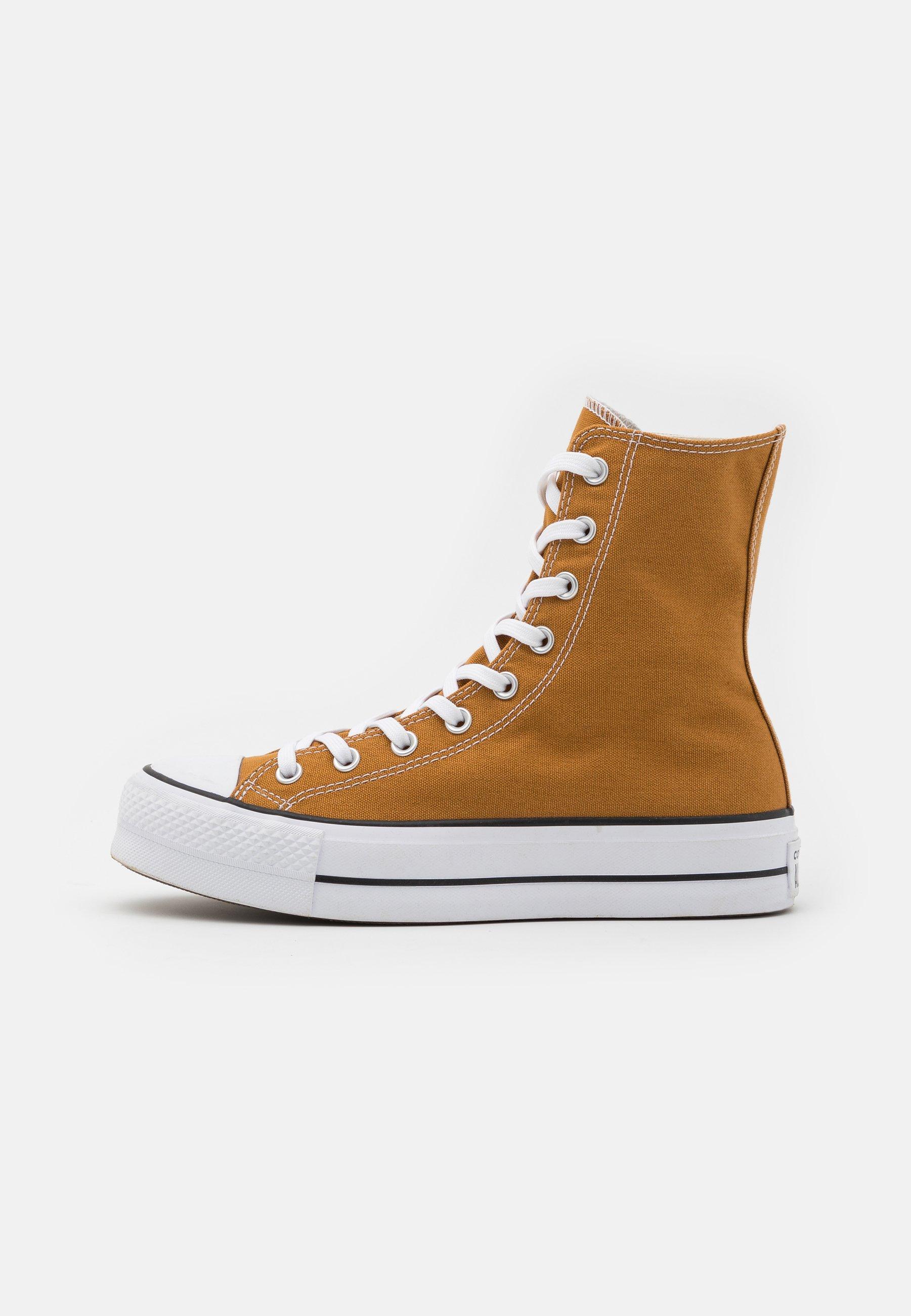 CHUCK TAYLOR ALL STAR LIFT - Sneakers alte - dark soba/white/black