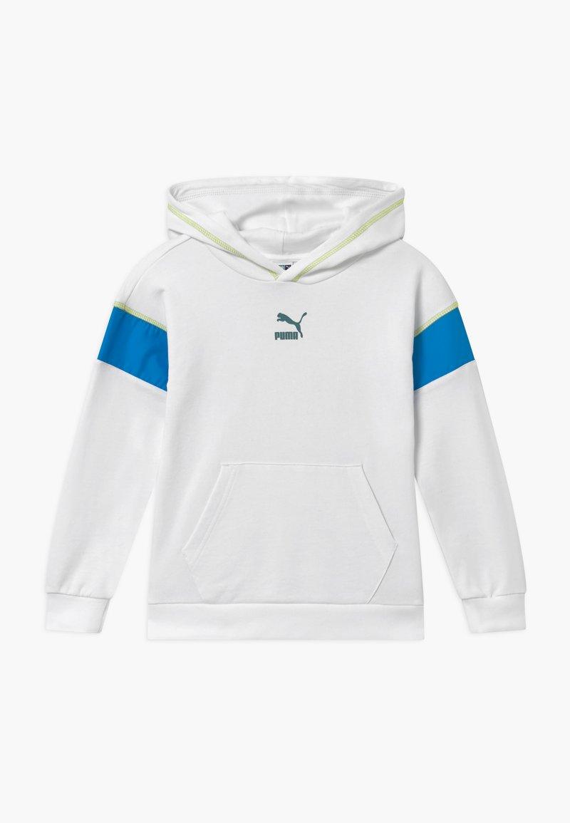 Puma - PUMA X ZALANDO HOODIE - Jersey con capucha - white
