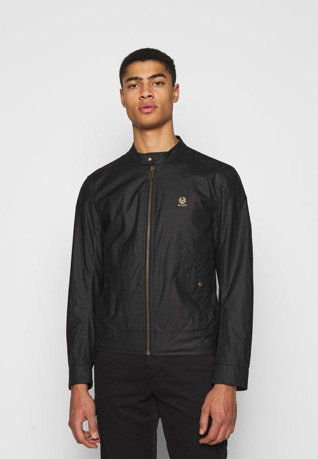 KELLAND JACKET - Summer jacket - black