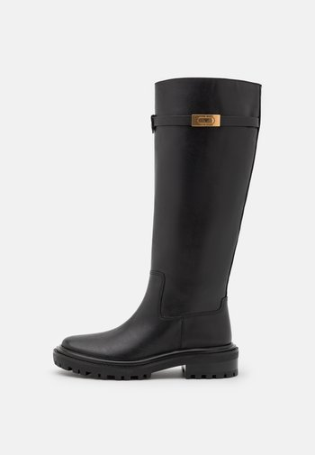 HARDWARE BOOT - Boots - perfect black