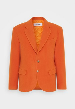 KURT BLAZER - Sako - burnt orange