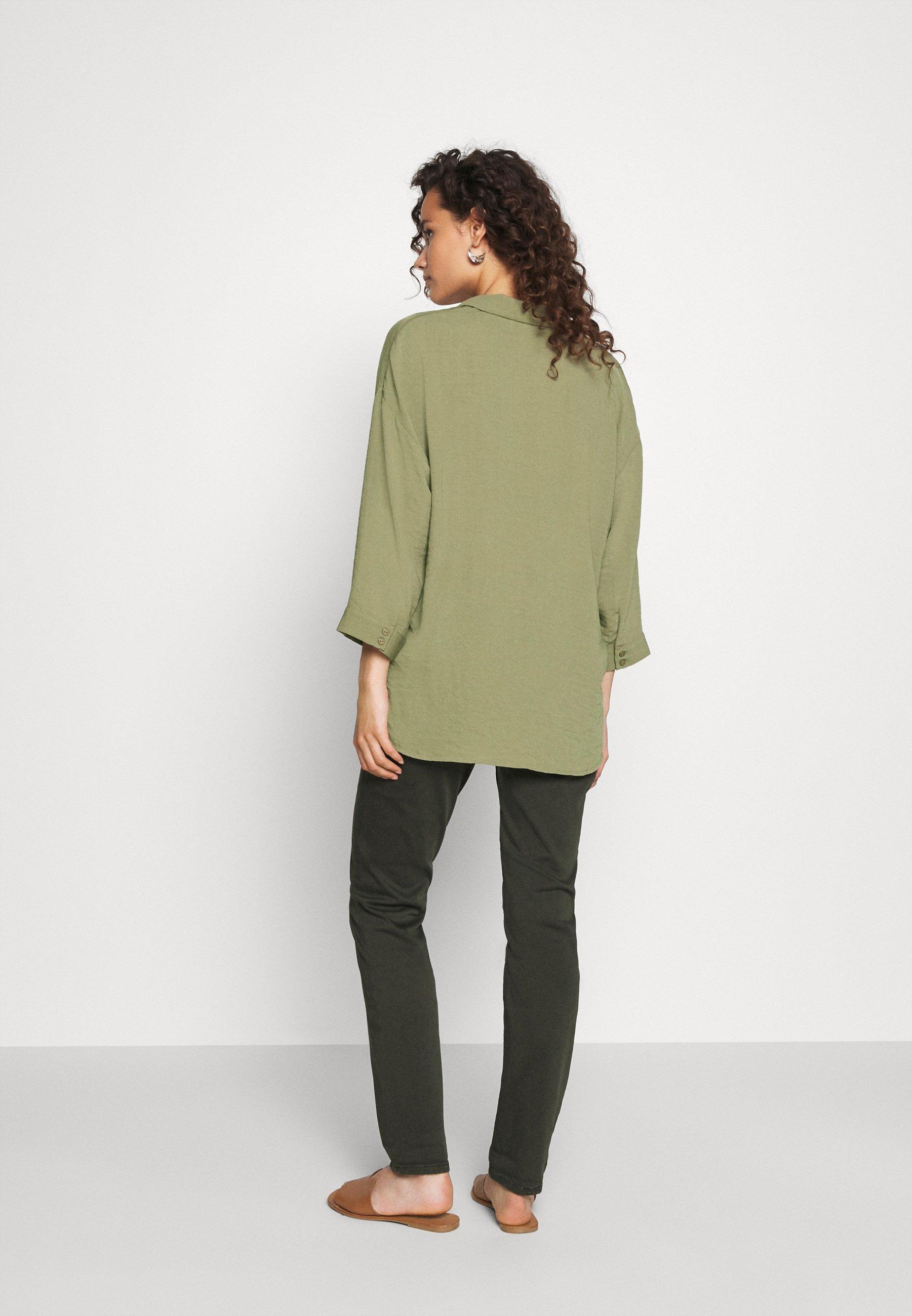 Cheapest Women's Clothing Modström ALEXIS Button-down blouse light khaki JfoM0l4Qg