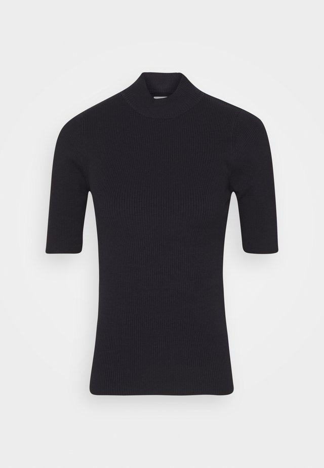 NUBIA  - T-shirt imprimé - dark blue